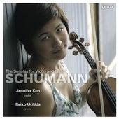 Schumann: Violin Sonatas Nos. 1-3 by Jennifer Koh