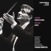 Janácek: Glogolitic Mass, JW 3/9 - Poulenc: Gloria, FP 177 de Leonard Bernstein
