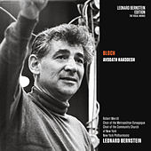 Avodath Hakodesh: Sacred Service for Baritone, Mixed Chorus and Orchestra by Leonard Bernstein