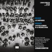 Milhaud: Les Choéphores - Messiaen: 3 petites liturgies de la présence divine de Leonard Bernstein / New York Philharmonic