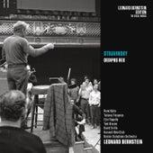 Stravinsky: Oedipus Rex by Leonard Bernstein / New York Philharmonic