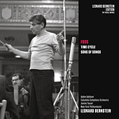 Foss: Time Cycle & Song of Songs von Leonard Bernstein