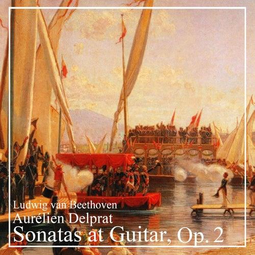 Sonatas at Guitar, Op. 2 by Aurélien Delprat