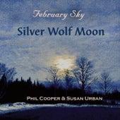 Silver Wolf Moon von February Sky