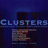 Clusters: American Piano Explorations by Rory Cowal