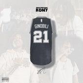 Ginobili by Shootergang Kony