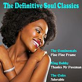 Definitive Soul Classics by Various Artists