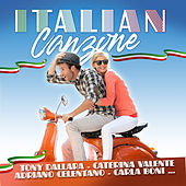 Italian Canzone - Golden Hits von Various Artists