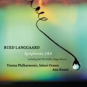 Langgaard: Symphonies Nos. 2 & 6 - Gade: Tango Jalousie by Various Artists