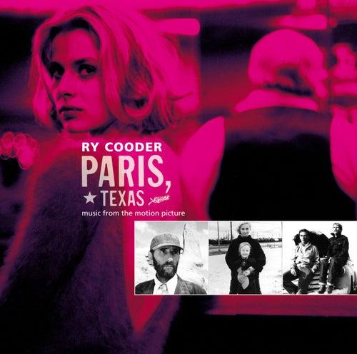 Paris, Texas by Ry Cooder