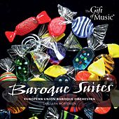 Baroque Suites: J.P. Rameau: Zoroastre Suite - J.J. Fux: Ouverture, E109 - J.S. Bach: Overture (Suite) No. 1 de Lars Ulrik Mortensen
