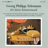 Telemann, G.P.: Partitas Nos. 1-6 by Various Artists