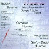 Hummel, B.: Contrasts / Concertino for Bassoon and Strings, Op. 27B / Hummel, C.: 8 Musiken Fur 9 Streicher by Various Artists