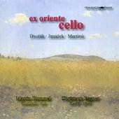 Cello Recital: Rummel, Martin - Dvorak, A. / Janacek, L. / Martinu, B.(Ex Oriente Cello) de Martin Rummel