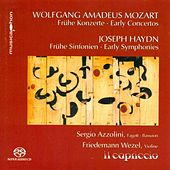Mozart, W.A.: Bassoon Concerto, K. 191 / Violin Concerto No. 1 / Haydn, F.J.: Symphonies Nos. 107 and 108 by Various Artists