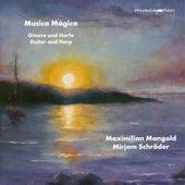 Pujol, M.D.: Suite Magica / Cortes, J.M.: Graelsia / Sessler, E.: Sonata for Harp and Guitar (Musica Magica) by Various Artists