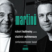 Martinu, B.: Piano Concertos Nos. 2 and 4, etc. de Vladimir Ashkenazy