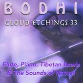 Cloud Etchings 33 by Bodhi