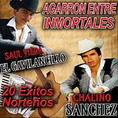 Agarron Entre Inmortales 20 Exitos Norteños de Various Artists