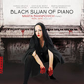 Black Swan of Piano by Marta Brankovich