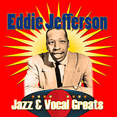 Jazz & Vocal Greats by Eddie Jefferson