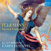 Telemann: Sacred Cantatas by L' Arpa festante