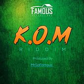 K.O.M Riddim de Various Artists