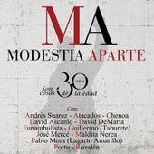 30 Años Con Modestia Aparte (Son Cosas de la Edad) de Various Artists