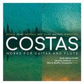 Costas: Works for Guitar & Flute di Duo Beija-Flor