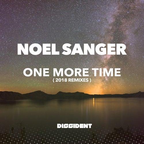 noel 2018 remix One More Time (2018 Remixes) (Single) by Noel Sanger noel 2018 remix