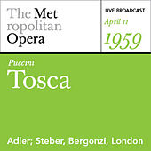 Puccini: Tosca (April 11, 1959) by Various Artists