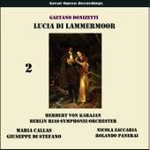 Gaetano Donizetti: Lucia de Lamermoor (Karajan,Callas, Di Stefano,Penerai) [1955], Vol. 2 von RIAS Symphony Orchestra