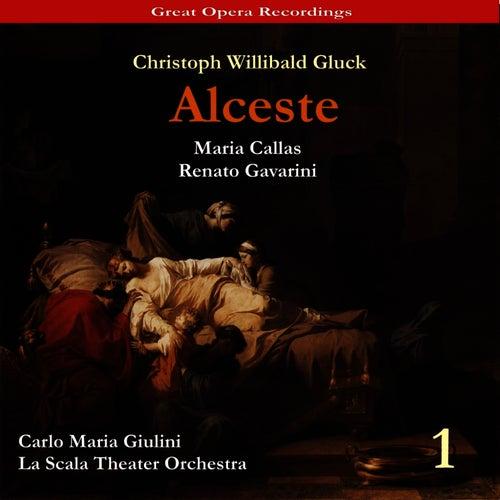C.W. Gluck: Alceste(Callas, Gavarini,Giulini) [1954], Vol. 1 by Milan Teatro alla Scala Orchestra