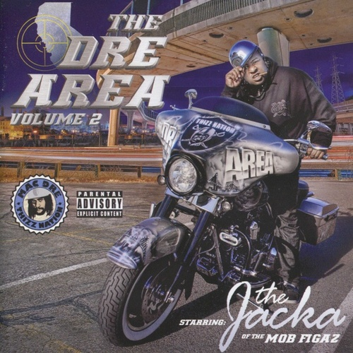 The Dre Area, Volume 2 by The Jacka