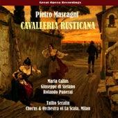 Pietro Mascagni: Cavalleria Rusticana (Callas, di Stefano, Panerai, Serafin) [1953] von Maria Callas