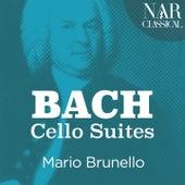 Bach: Cello Suites von Mario Brunello