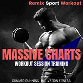 Massive Charts Workout Session Training (Summer Running Motivation Fitness) de Remix Sport Workout
