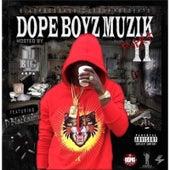 Dopeboyzmuzik Pt2 by Dblack Adon