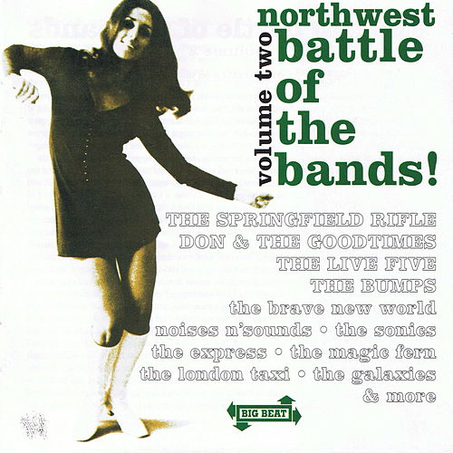 Northwest Battle of the Bands Vol. 2 by Various Artists