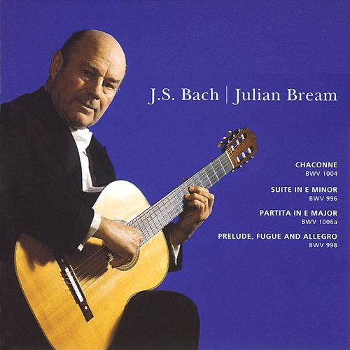 J. S. Bach: Lute works by Julian Bream