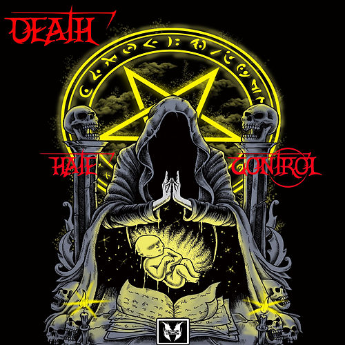 Hate & Control EP by Death