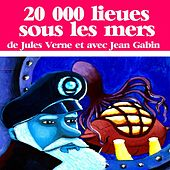 Jules Verne : 20 000 lieues sous les mers (Collection Jules Verne) by Jean Gabin