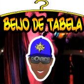 Beijo de Tabela de DJ Cabide