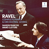 Ravel: Complete Piano & Orchestral Works de André Cluytens