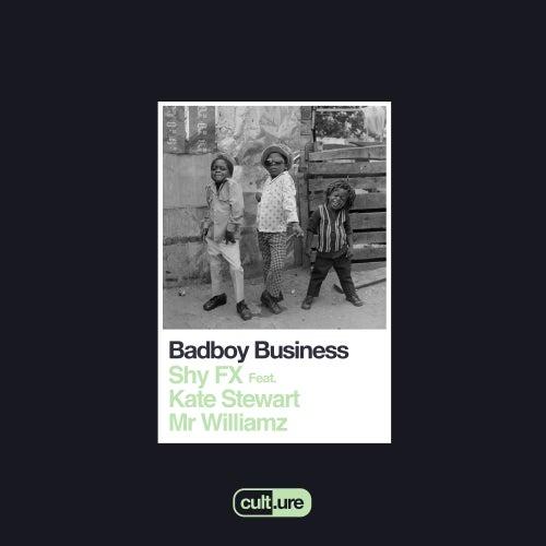 Badboy Business (feat. Kate Stewart and Mr Williamz) von Shy FX