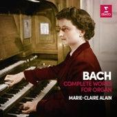 Bach: Complete Organ Works (Analogue Version - 1959-67) de Marie-Claire Alain