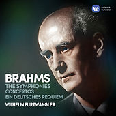 Brahms: Symphonies, Concertos & Ein deutsches Requiem von Various Artists