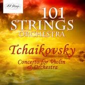 Pyotr Ilyich Tchaikovsky: Concerto for Violin & Orchestra de Pyotr Ilyich Tchaikovsky