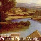 Puccini Piano Works von Georges Daucampas