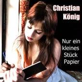 Nur ein kleines Stück Papier von Christian König